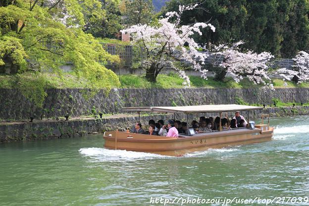IMG_3423琵琶湖疏水・十石舟