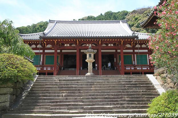 IMG_5447矢田寺・本堂