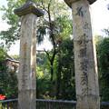 写真: IMG_6703般若寺・笠塔婆(重要文化財)