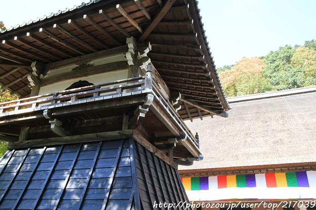 写真: IMG_7223永源寺・鐘楼と方丈