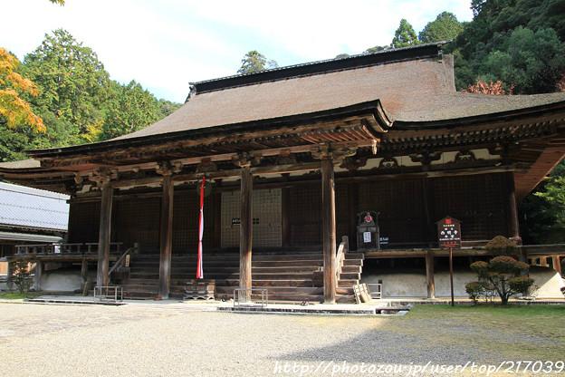 IMG_7529西明寺・本堂(国宝)
