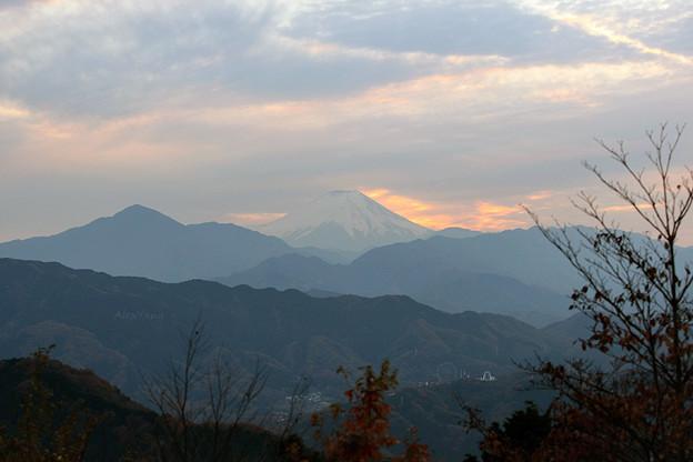 写真: 神之山~