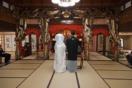 仏前結婚式20120422-214