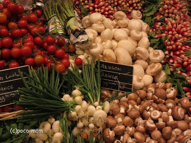 写真: パリモノプリ 食品売り場 IMG_0078