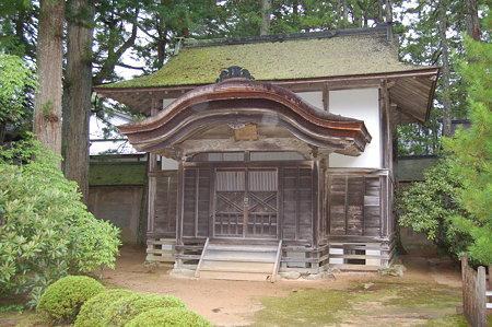 金剛峯寺 経蔵