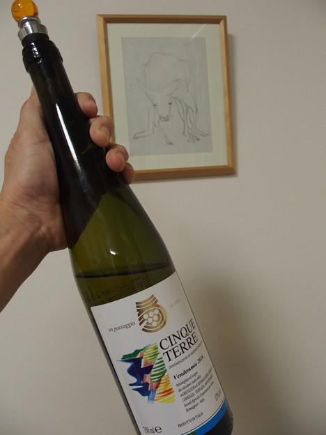 チンクエ テッレ ワイン P1030785
