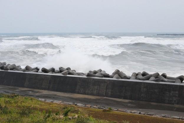 5月28日暴風・波浪警報【宮崎】2