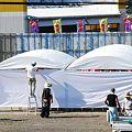 8月24日神慈秀明会集会所建設起工式準備9