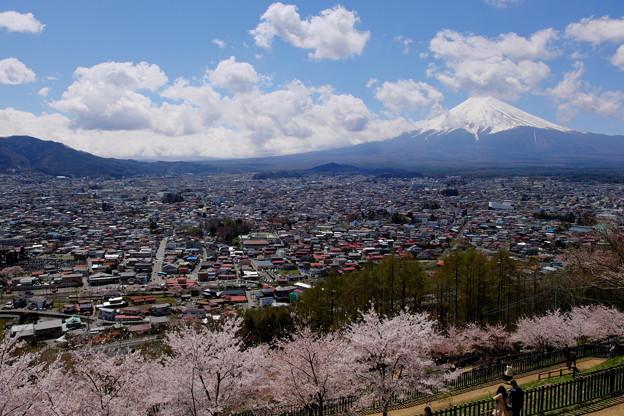 Photos: Fujiyoshida City