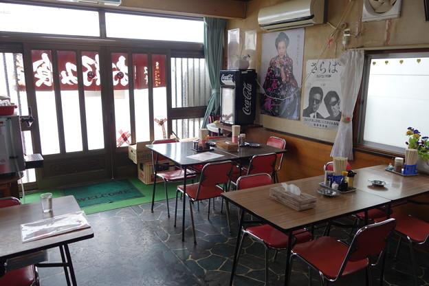 昭和の食堂