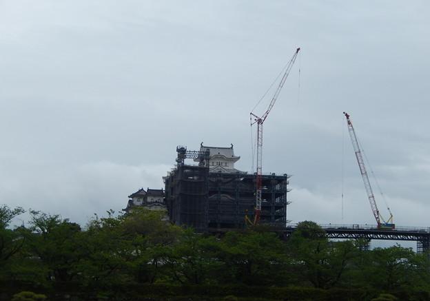 17-姫路城平成の修理-0035