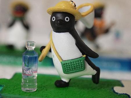 むしとりペンギン