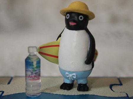 サーファーペンギン