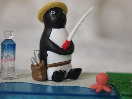 つりペンギン