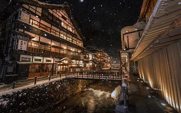 山形県…銀山温泉4