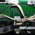 写真: XP-50 液晶取り付け部分細部1