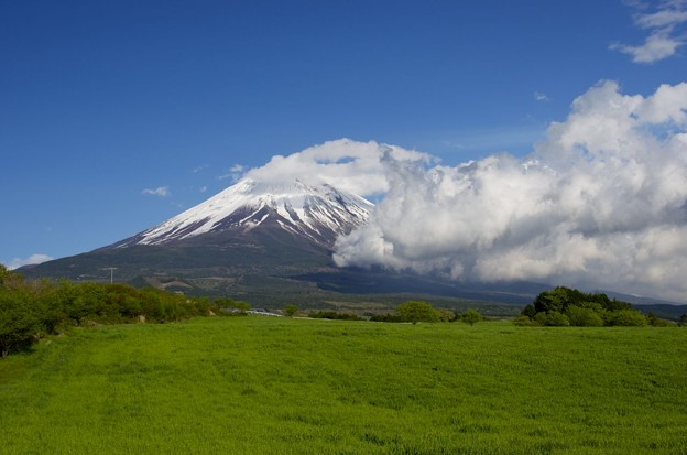 Photos: 富士山2012/05/12