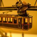Photos: ぶら下がり式のモノレールが好きです