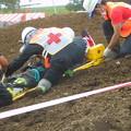 写真: 全日本モトクロスR8・3