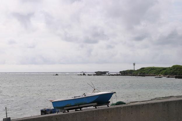 備瀬崎の灯台