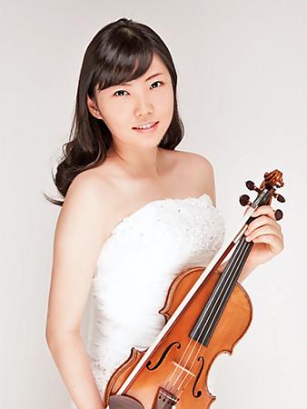栗林衣李 くりばやしえり ヴァイオリン奏者 ヴァイオリニスト