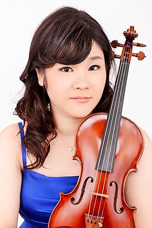 藤沢百恵 ふじさわもえ ヴァイオリン奏者 ヴァイオリニスト