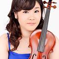 写真: 藤沢百恵 ふじさわもえ ヴァイオリン奏者 ヴァイオリニスト   Moe Fujisawa