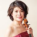 写真: 伊部祥子 いべしょうこ ヴァイオリン奏者 ヴァイオリニスト   Shoko Ibe