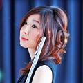 Photos: 西田紀子 にしだのりこ フルート奏者 フルーティスト     Noriko Nishida