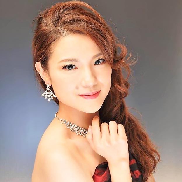 郷家暁子 ごうけあきこ 声楽家 オペラ歌手 メゾソプラノ   Akiko Gohke