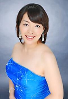 写真: 池端歩 いけはたあゆみ 声楽家 オペラ歌手 メゾソプラノ   Ayumi Ikehata