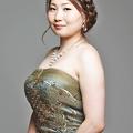 写真: 梶田真未 かじたまみ 声楽家 オペラ歌手 ソプラノ       Mami Kajita