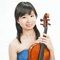 写真: 藤原有希 ふじわらゆき ヴィオラ奏者 ヴィオリスト       Yuki Fujuwara