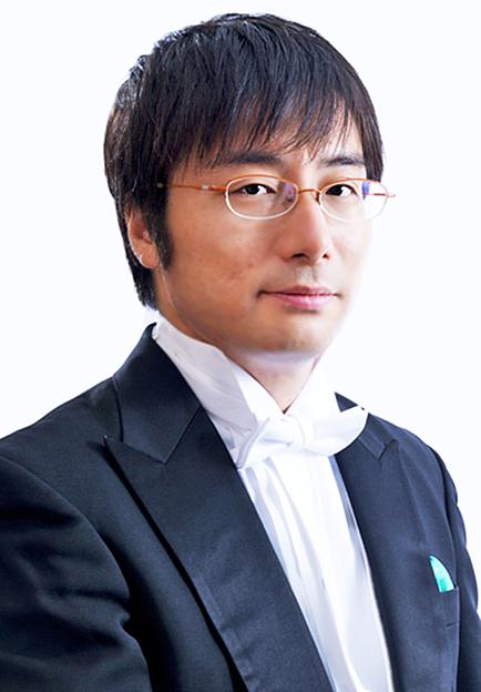 大井剛史 おおいたけし 指揮者  Takeshi Ooi
