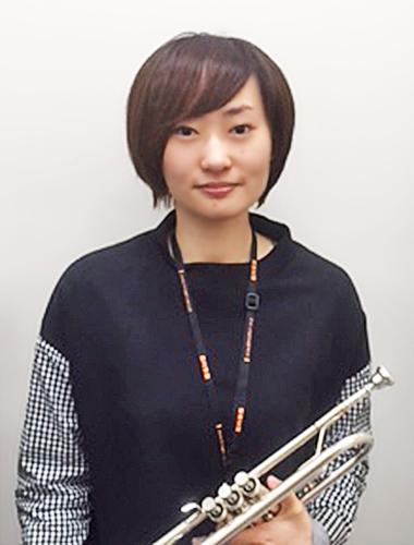 山崎彩加 やまざきあやか トランペット奏者 Ayaka Yamazaki