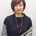 写真: 山崎彩加 やまざきあやか トランペット奏者 Ayaka Yamazaki