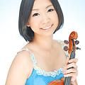 写真: 松岡あずさ まつおかあずさ ヴィオラ奏者  Matsuoka Azusa