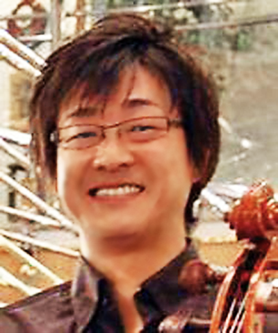 写真: 町田正行 まちだまさゆき チェロ奏者 チェリスト       Masayuki Machida