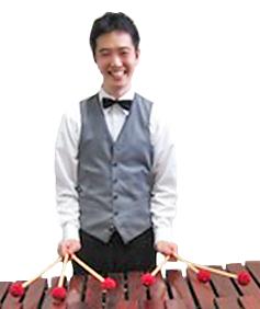 鈴木孝順 すずきたかゆき マリンバ、打楽器奏者 パーカッショニスト