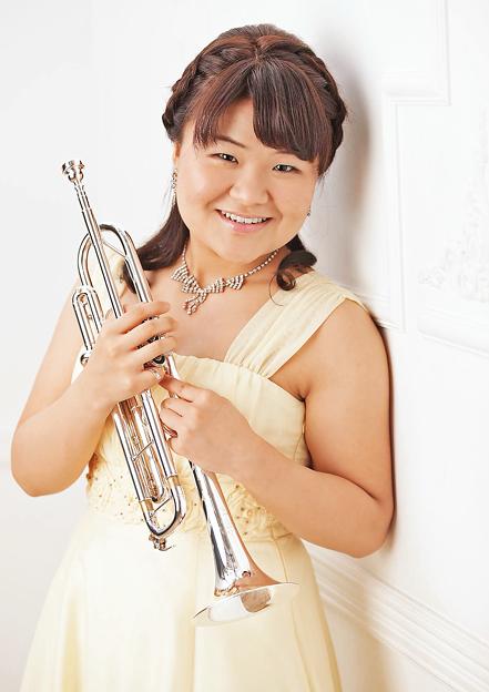 森田小百合 もりたさゆり トランペット奏者  Sayuri Morita