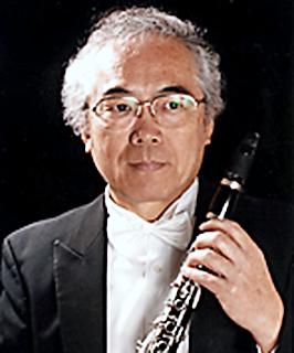 木幡仁清 こわたさときよ クラリネット奏者          Satokiyo Kowata
