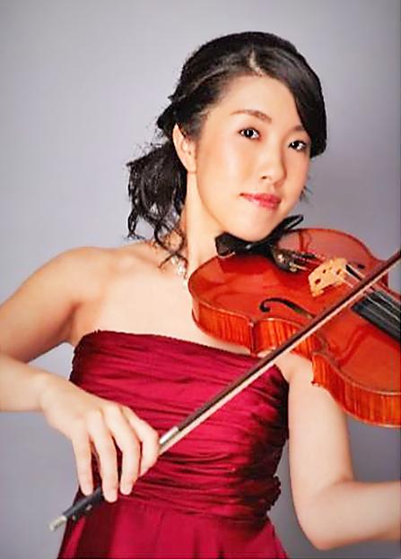 大庫るい おおくらるい ヴィオラ奏者   Rui Okura