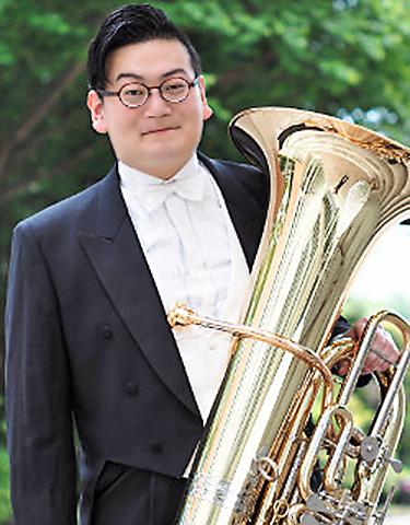 田村優弥 たむらゆうや チューバ奏者  Yuya Tamura