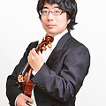 写真: 桜田悟 さくらださとる ヴァイオリン奏者 ヴァイオリニスト  Satoru Sakurada