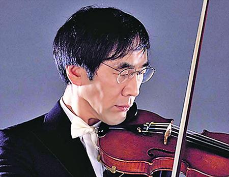 風岡優 かざおかゆう ヴァイオリン奏者 ヴァイオリニスト