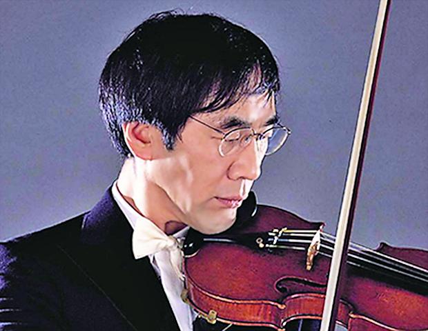 風岡優 かざおかゆう ヴァイオリン奏者 ヴァイオリニスト   Yu Kazaoka