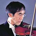写真: 風岡優 かざおかゆう ヴァイオリン奏者 ヴァイオリニスト   Yu Kazaoka
