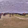 2017年5月4日 浜松まつり 凧揚げ会場 360度パノラマ写真
