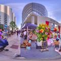 Photos: シズオカ×カンヌウイーク2017 「アトサキマルシェ」七間町会場 360度パノラマ写真 HDR