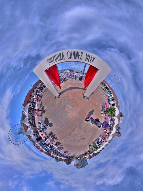 Photos: シズオカ×カンヌウイーク2017 「海辺のマルシェ」清水マリンパーク会場 Little Planet(1)